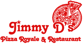 Jimmy D's Pizza Royal & Restaurant Logo